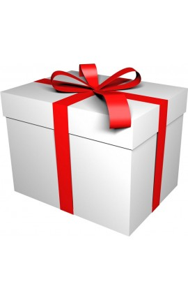 Chèque Cadeau montant au choix
