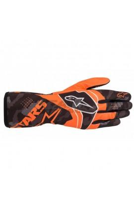 Gants Alpinestars Tech 1-K race V2 camo orange