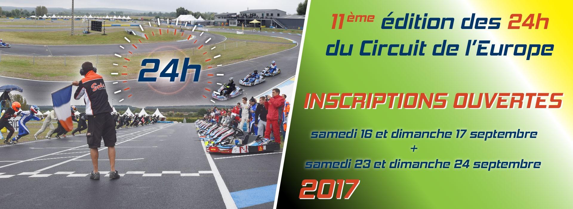 24h du Circuit de l'Europe