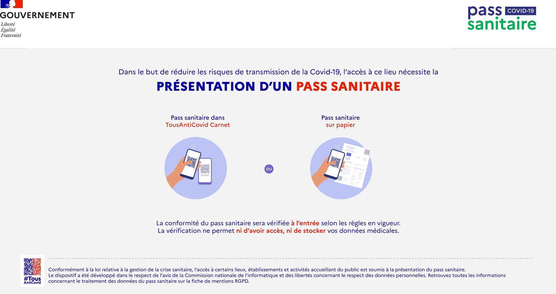 pass-sanitaire